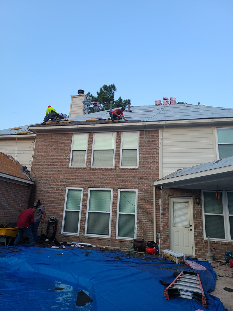 Roofing Services in Kingwood, TX